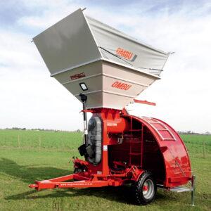 Embolsadora de granos secos EGSO 480