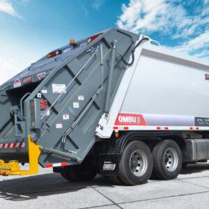 Compactadores de residuos CR 16 – CR 18 – CR 21