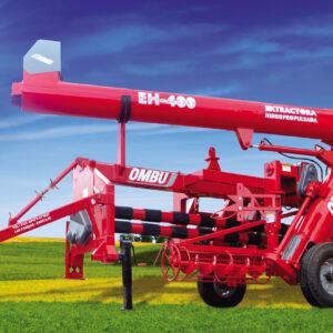 Extractora de granos EH 400