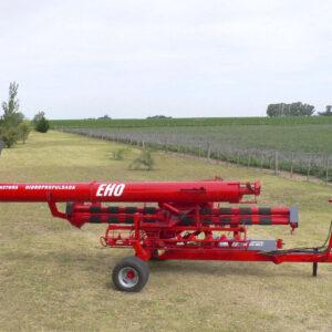 Extractora de granos hidropropulsada EHO