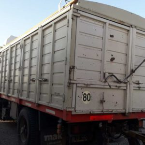 Carrocería Paletera – USADA – INT 156